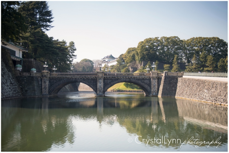 Tokyo Imperial Palace | Tokyo, Japan | Crystal Lynn Collins