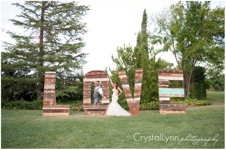 Park Winters Wedding | Crystal Lynn Collins