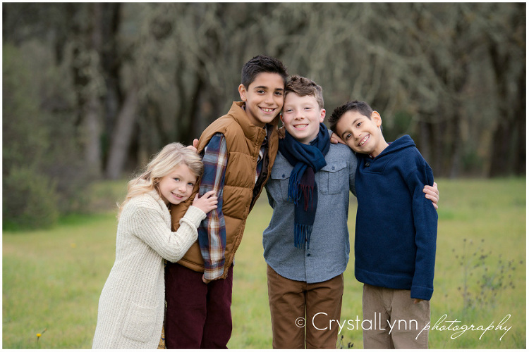 Napa Valley Portrait Photographer | Crystal Lynn Collins