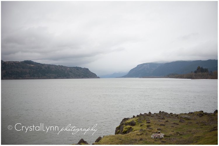 Columbia River Gorge, Oregon | Crystal Lynn Collins