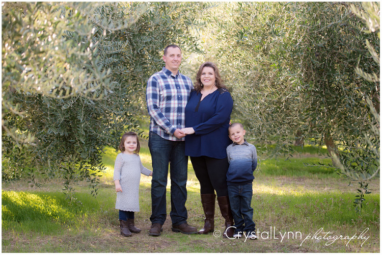 Vacaville Family Portraits | Crystal Lynn Photography